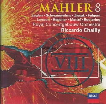 "Symphony no. 8 in E flat major ""Symphony of a Thousand"""