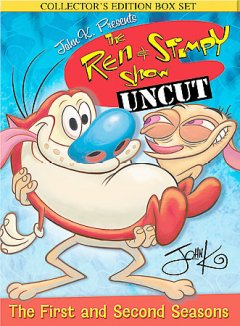 The Ren & Stimpy Show Uncut