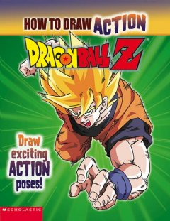 How to Draw Action Dragon Ball Z