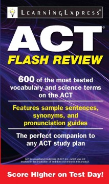 ACT Flash Review