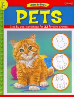 Learn to Draw Pets
