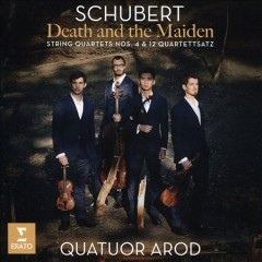 Death and the maiden ; string quartets nos. 4 and 12