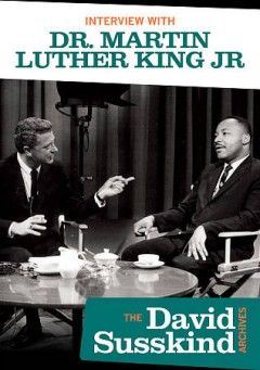 Interview With Dr. Martin Luther King Jr
