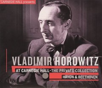 Vladimir Horowitz at Carnegie Hall