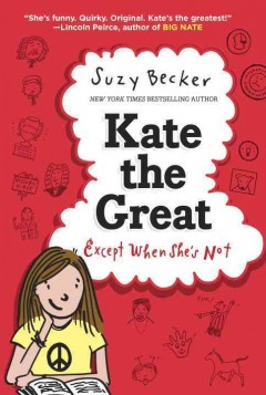 Kate the Great...except When She's Not
