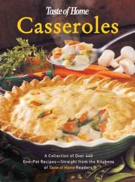 Taste of Home's Casserole Cookbook
