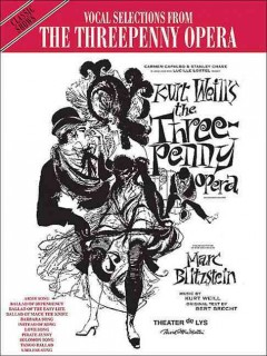 Vocal Selections From the Threepenny Opera
