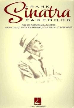 Frank Sinatra Fakebook