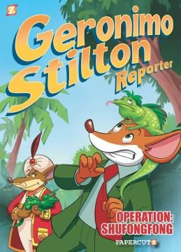 Geronimo Stilton, Reporter