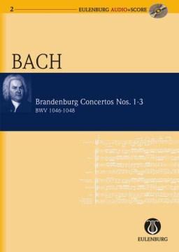 Brandenburg concertos nos. 1-3