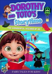 Dorothy and Toto's Storytime
