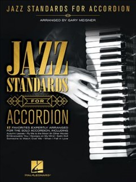 Jazz standards for accordion