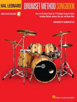 Drumset method songbook