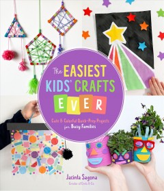 The Easiest Kids Crafts Ever
