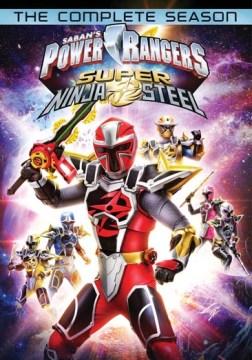 The Power Rangers Super Ninja Steel