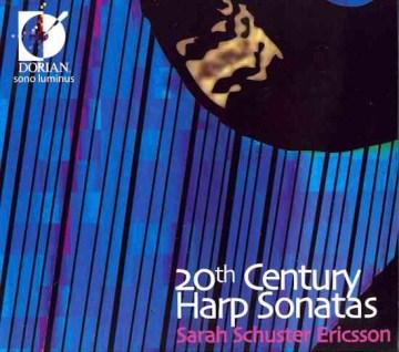 20th century harp sonatas