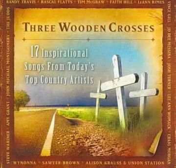Three Wooden Crosses