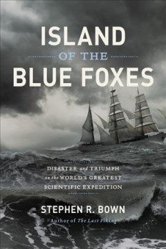 Island of the Blue Foxes
