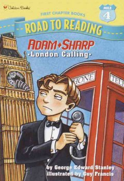 Adam Sharp, London Calling