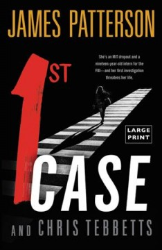 1st Case [Large Print]