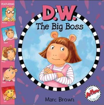 D.W. the Big Boss
