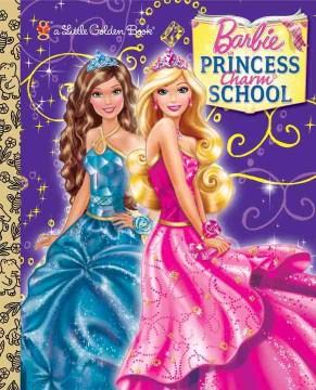 Princess Charm School Little Golden Book