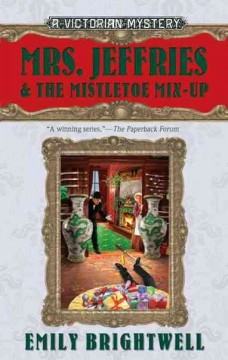 Mrs. Jeffries and the Mistletoe Mix-up