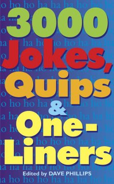 3000 Jokes, Quips, and One-liners