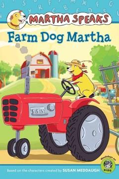 Farm Dog Martha