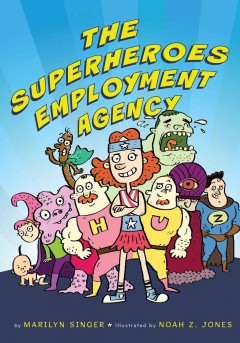 The Superheroes' Employment Agency