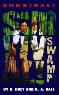 Swamp, Bayou Teche, Louisiana 1851