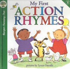 My First Action Rhymes