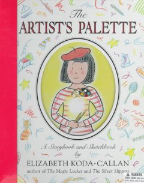 The Artist's Palette, Storybook and Sketchbook