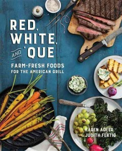 Red, White, and 'que