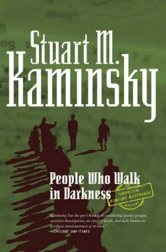 People Who Walk in Darkness