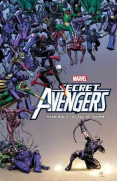 Secret Avengers by Rick Remender 3