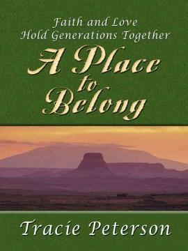 A Place to Belong