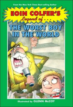 Legend Of-- the Worst Boy in the World
