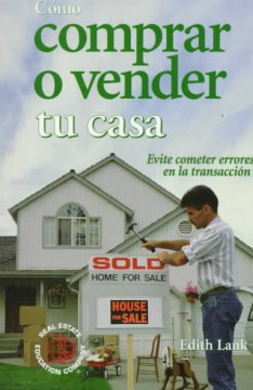 Cómo comprar o vender tu casa