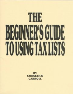The Beginner's Guide to Using Tax Lists