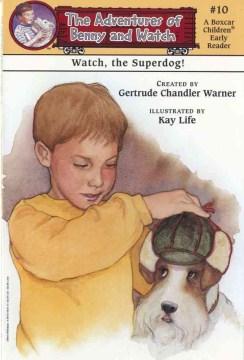 Watch, the Superdog!