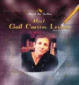 Meet Gail Carson Levine