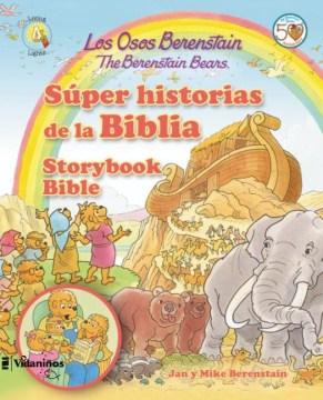 Los Osos Berenstain súper historias de la Biblia