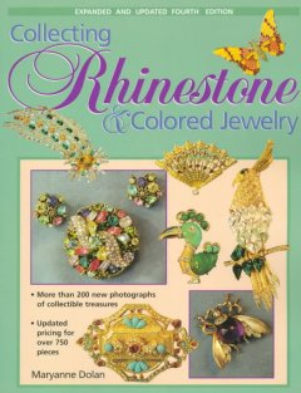 Collecting Rhinestone & Colored Jewelry