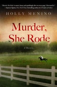 Murder, She Rode