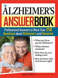 The Alzheimer's Answerbook