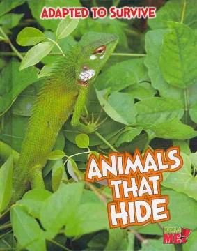 Animals That Hide