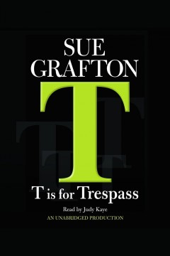 'T' Is for Trespass