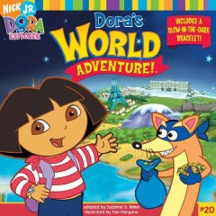 Dora's World Adventure!