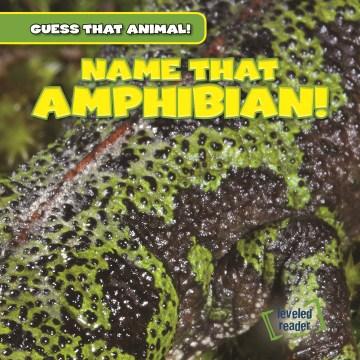 Name That Amphibian!